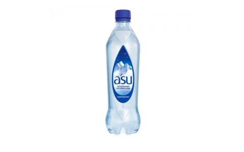 Вода Asu (без газа) 0,5 литра